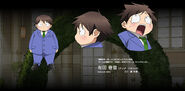 Accel World Anime Character Designs Haruyuki Arita