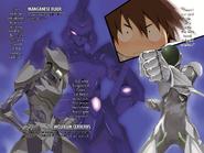 Accel World Light Novel Volume 11 - Colour Illustration 4