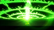 Accel World 24 Lime Bell