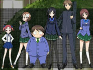 Accel-world-characters