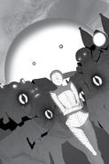 Accel World Light Novel Volume 14 - Page 135 Illustration