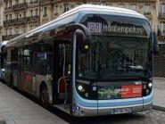Mini Bollore Bluebus