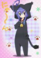 Cat costume Tsumiki