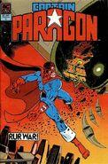 Captain Paragon Vol 2 2