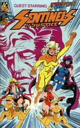 Captain Paragon and the Sentinels of Justice Vol 1 5