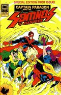 Captain Paragon and the Sentinels of Justice Vol 1 1