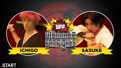 Naruto vs Bleach (Sasuke vs Ichigo) In Real Life! Ultimate Fan Fights Ep