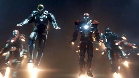 Iron Man 3 Nouvelle Bande Annonce VOST