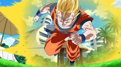 Dragon Ball Z La bataille des Dieux - Bande Annonce VOSTFR (2013)