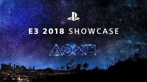 E3 2018/Sony