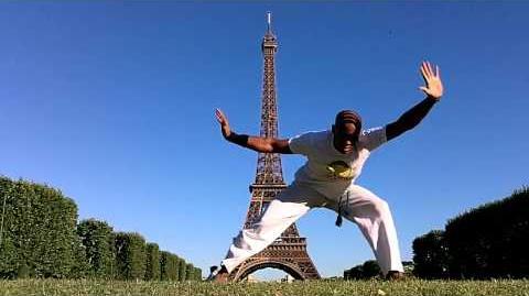 Capoeira Vamos 2012 - Brasil Holidays Paris 2013