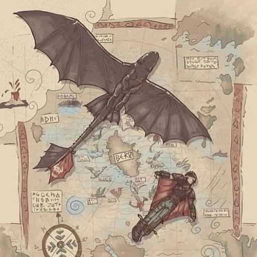 Como entrenar a tu dragon's avatar