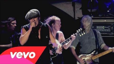 AC DC - War Machine (Live At River Plate 2009)