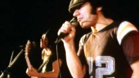 AC DC - Rock And Roll Ain't Noise Pollution