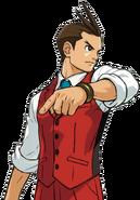 Apollo Justice arm back