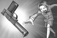 Gun Throwing