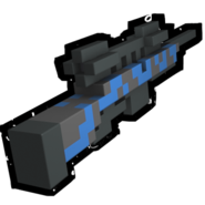 Sniper blue