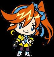 Chibi Athena