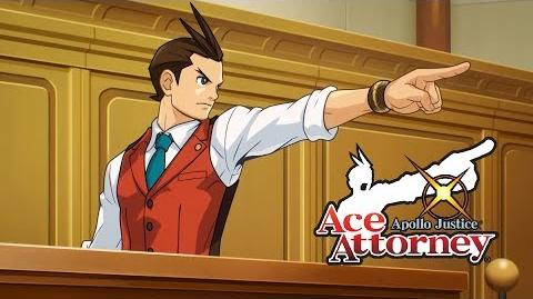 Apollo Justice Ace Attorney - Story Trailer (3DS)