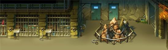 Hallway (prison)