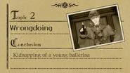 Dance of deduction 1 conclusion 2