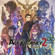 The Great Ace Attorney Resolve quadratisch