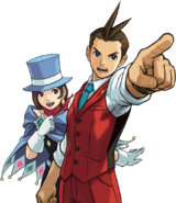 Trucy & Apollo