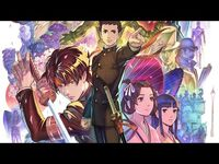 -MAJOR SPOIL- Every Breakdown in The Great Ace Attorney Chronicles