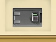 Edgeworth's Secret Safe