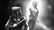 Godot With Elise's Cane Sword