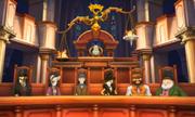 Jurado del Juicio de Natsume, 2