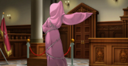 Athena the Statue Model 1