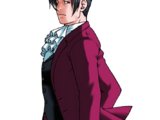 Miles Edgeworth - Image Gallery