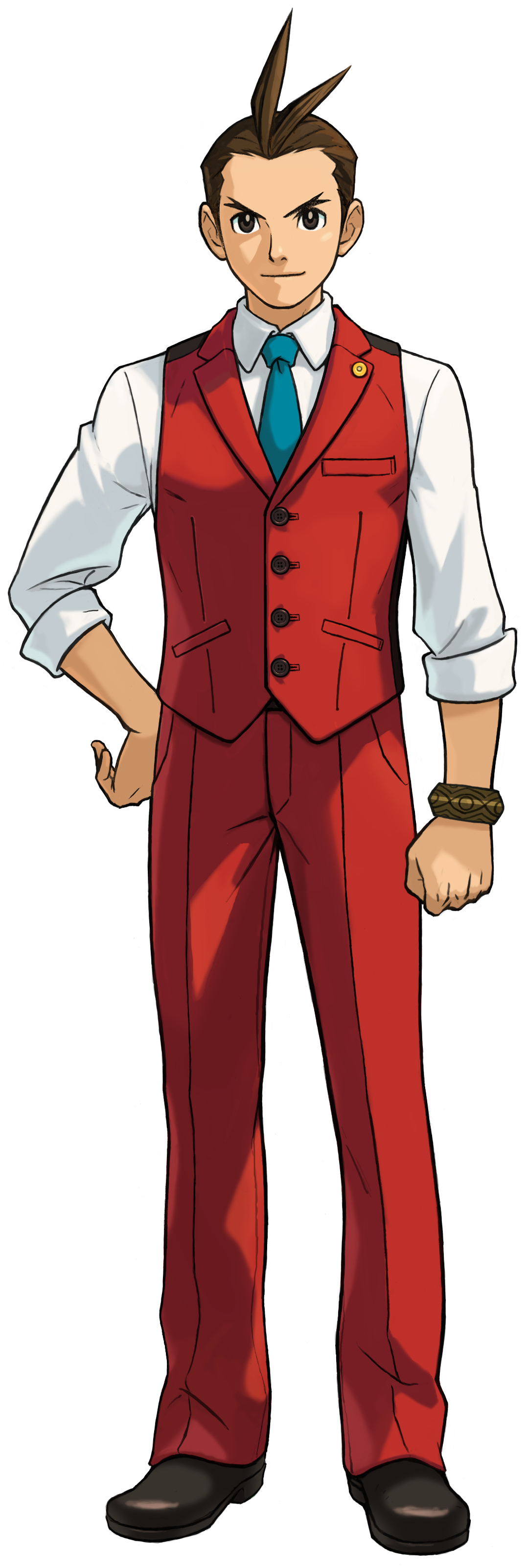 Apollo Justice - Image Gallery