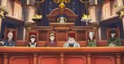 Jurado del Juicio de Gina