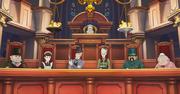 Jurado del Juicio de McGilded