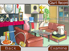 Apollo Justice Ace Attorney 3DS - Screens 15