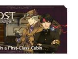 In a First-Class Cabin