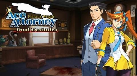 Phoenix Wright Ace Attorney - Dual Destinies - Comic-Con Gameplay