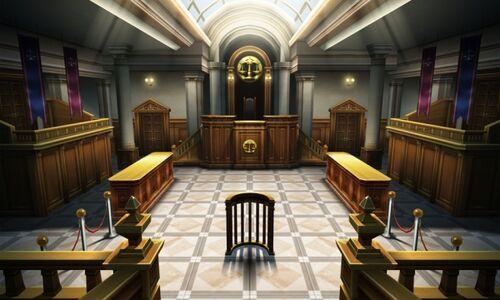Ace Attorney Wiki