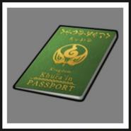 Datz's passport HD