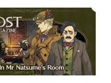 In Mr. Natsume's Room