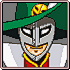 Mask DeMasque mugshot