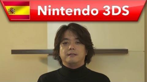 El profesor Layton vs. Phoenix Wright Ace Attorney - Mensaje de Akihiro Hino (Nintendo 3DS)