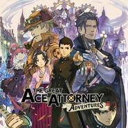 The Great Ace Attorney Adventures quadratisch