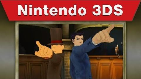Nintendo 3DS - Professor Layton vs