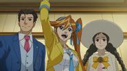 5-1 Phoenix, Athena, and Juniper