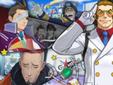 The Cosmic Turnabout