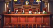 Jurado del juicio de Natsume, 1