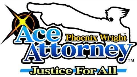 Phoenix Wright ~ Objection! 2002 - Phoenix Wright- Ace Attorney- Justice for All Music Extended